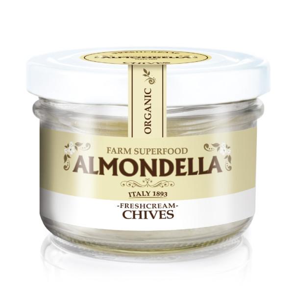 Crema Tartinabila din Migdale cu Arpagic, Fara Gluten, Fara Lactoza,  Almodella, Eco, 180 gr